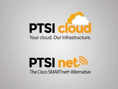 PTSI logos