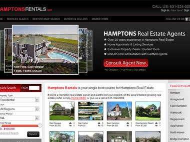 Hamptons Rentals