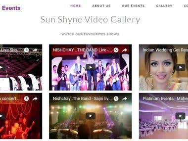 Sunshyne Event Management