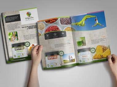 Organax brochure