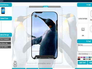 Iphone Case Builder + Magento