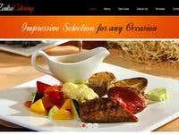 Website of Italian Restaurant