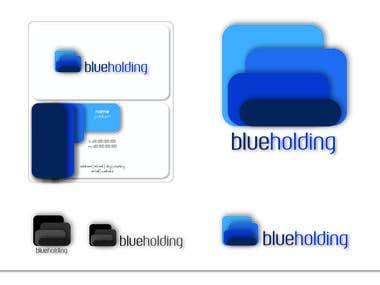 logo BLUE HOLDING