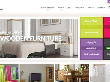 Furniture 4 Your Home Redesign & Rebuild