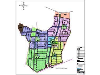 master plan housing scheme