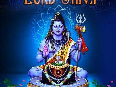 Lord Shiva mobile app