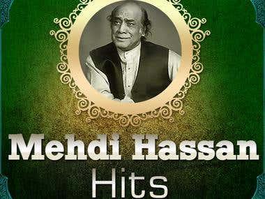 Mehdi Hassan Hits mobile app