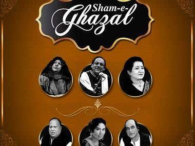 Shaam e Ghazal mobile app