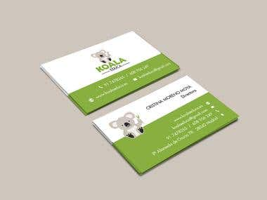 Flyer and Business card design
