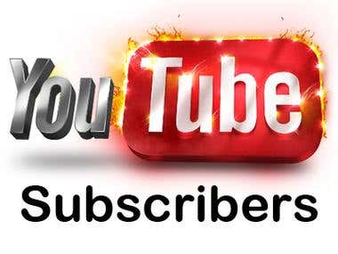 youtube subscribers