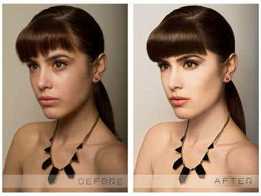 Photoshop Before/After
