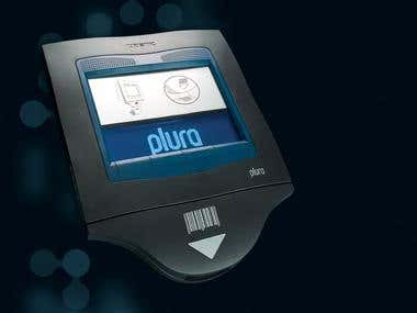 PLURA - Electronic kiosk - Year:2005