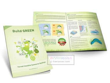 A4 size Brochure