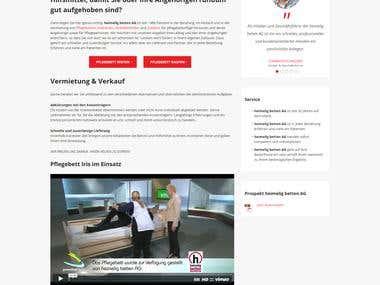 Heimelig WordPress Genesis Responsive Development