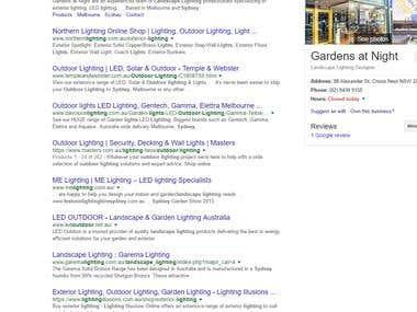 Lightsite.com.au - SEO Services