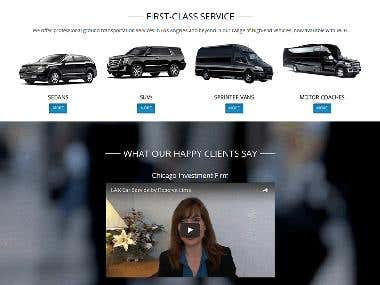 Limo online Quote and Reservation