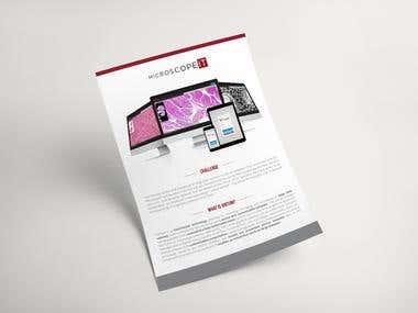 Brochure: MicroscopeIT