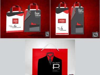 Shopping Bag Designs