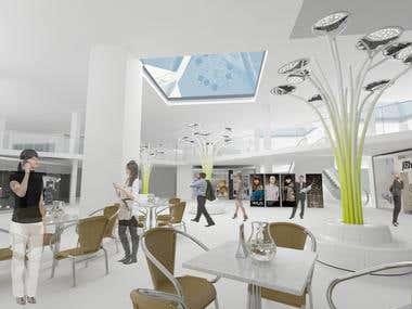 Commercial space (conceptual)