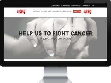 SHOMAJ- A Nonprofit Organization's Website