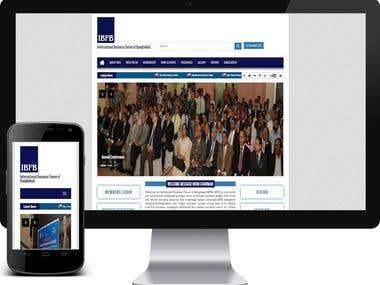 International Business Forum of Bangladesh-Commercial Site
