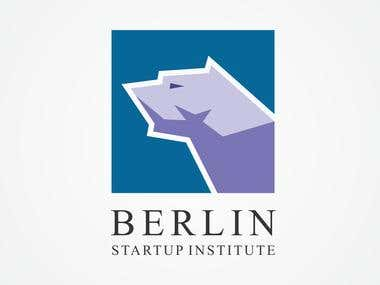 Logo concept for Berlin Startup Institute