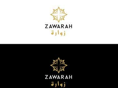 Logo for Zawarah.