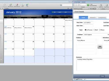Integration with iCal based on Filemaker 12