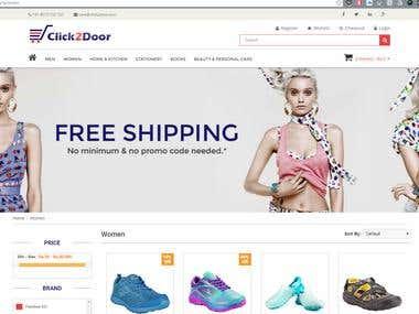 Web site : http://www.click2door.com/