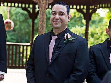 Photoshop - Wedding