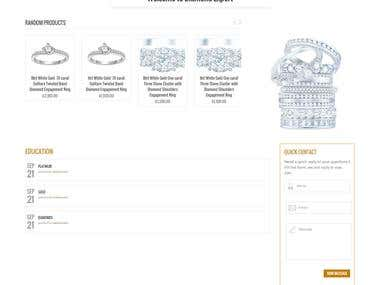 DiamondExpert - Online Jewelry Catalog