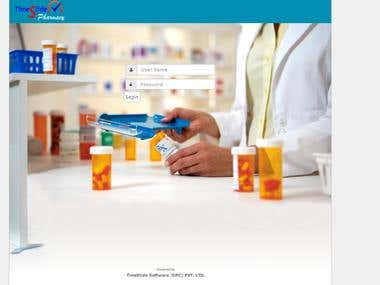 Online Pharmacy Management System