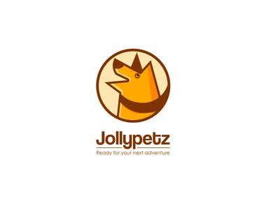 Jollypets - logo design