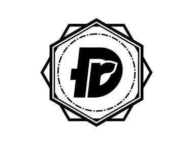 ĐR logo design