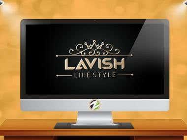 Lavish Life Style Logo design