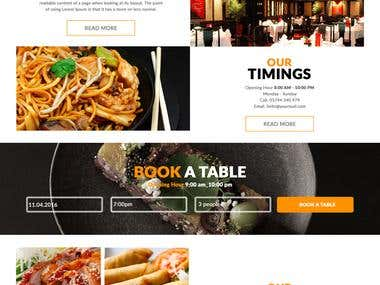 Website Desigen