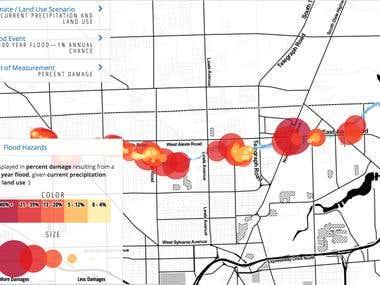 Flood Hazard Visualizer