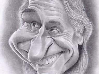 TRADITIONAL CARICATURE