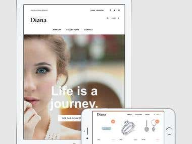 DIANA, THE JEWELRY BOUTIQUE OF SOUTH FLORIDA
