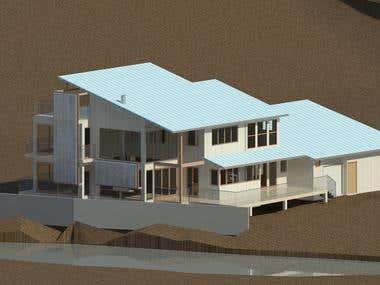 BUDGE HOUSE, Australia