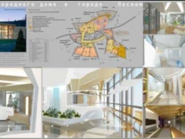 Interior graduation project