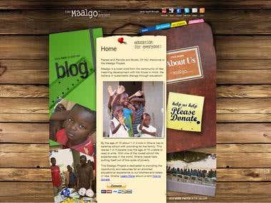 MAALGO     HTML AND WORDPRESS