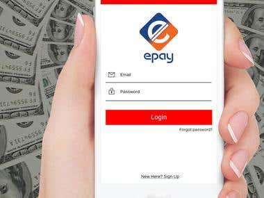 ePay - Payment App