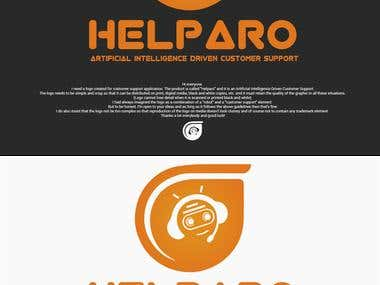 Logo for customer support
