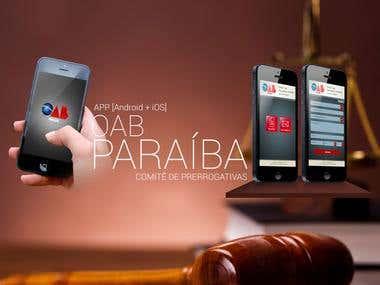 APP OAB Paraíba