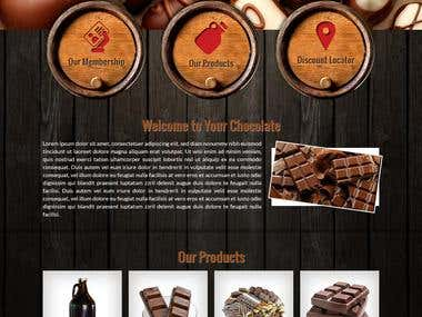 Chocolate site