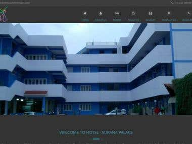 Hotel Surana Palace Official Website