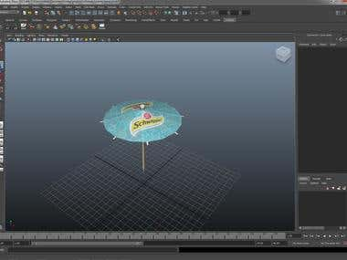 3D Design, Rig and Animation