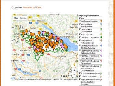 Google Maps API migration from v2 to v3