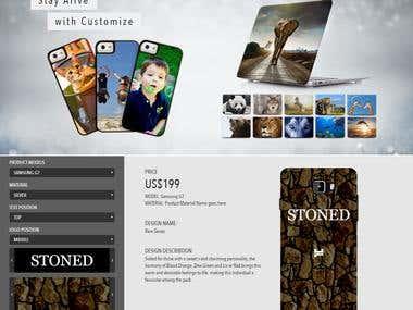 Youprint - eCommerce Website